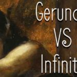 Italian infinitive or gerund? Quiz & Podcast.