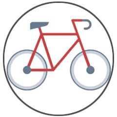 principianti-bicicletta-icona