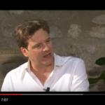 Colin Firth parla Italiano. Quiz di livello intermedio.