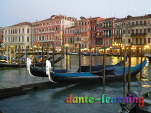 いつも以上に幻想的なヴェネツィア