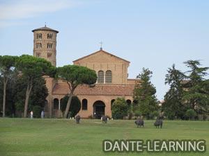 サンタポッリナーレ・イン・クラッセ教会