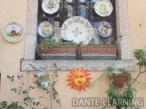 陶器でも有名なBassano