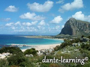 美しい海岸の町San Vito lo Capo