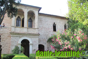 La casa di Petrarca