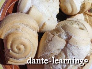 mantovane ヴェネトやロンバルディア州でポピュラーなパン